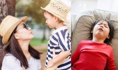 單親媽媽母兼父職照顧ADHD仔仔 見心理醫生 兒子一個舉動媽媽超感動