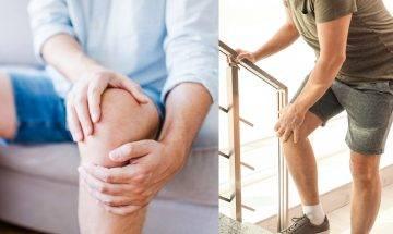 上落樓梯膝蓋痛?專家教正確姿勢+3個動作訓練大腿肌肉 減輕膝蓋負荷