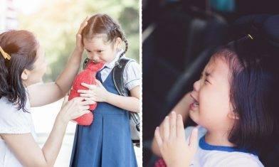 爸媽、孩子都有可能有分離焦慮 幼教老師教1招 小朋友開心返學!