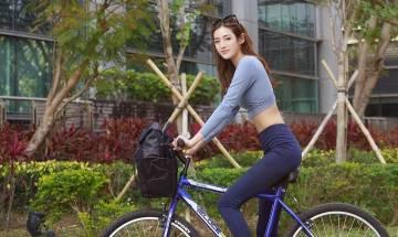踩單車減肥 5大好處 黃金時間踩單車可提升全日代謝