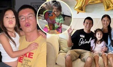 41歲陳冠希分享夏威夷家族旅行 顯父愛 5招教出自信又樂觀女兒