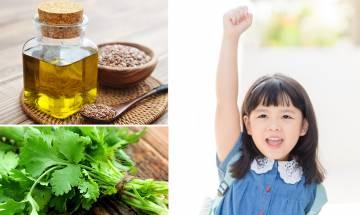 11種增強記憶力食物 有助補腦提升小朋友學習效能