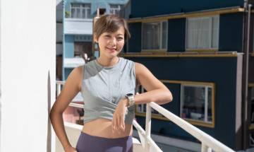 梁諾妍分享3招 備孕2個月即造人成功 懐孕堅持慢跑 無孕吐抽筋全靠運動