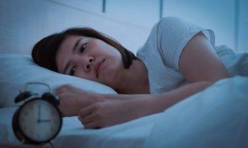 失眠成因+影響|中醫推介3款緩解食療及5大預防方法