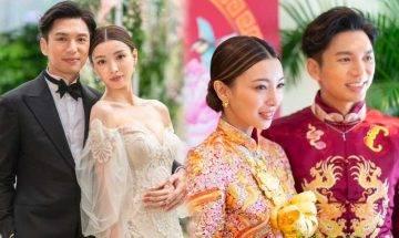陳法拉前夫|薛世恒娶圈外女友Cherie 低調行禮僅50位親友出席